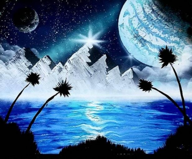 Blue Atmosphere