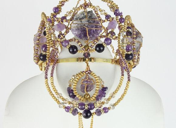 Queen Afua Crown
