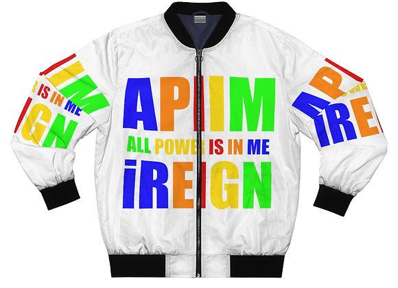 Play APIIM Bomber Jacket