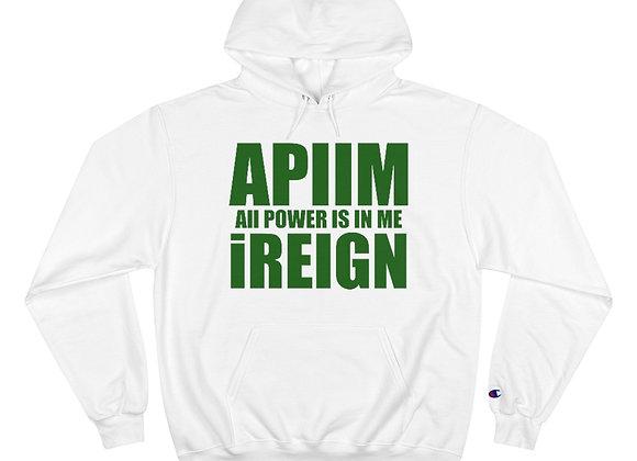 Army Green APIIM Hoodie