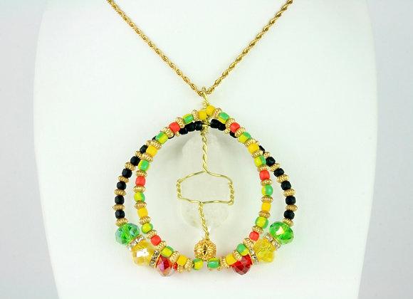 Salima Amulet Necklace