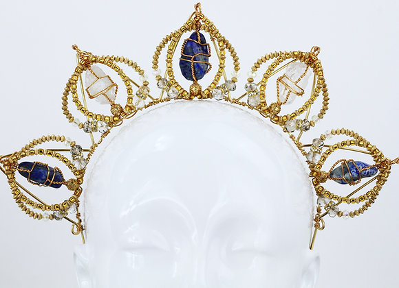 Lapis Crown