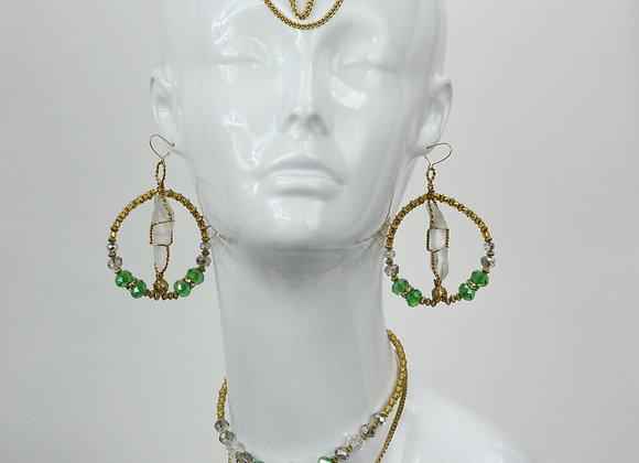 Judy Crown N' Jewels Set