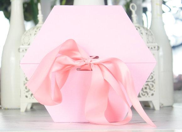 Pink Crown Box
