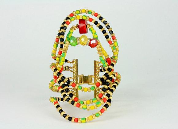 Nandi Strand Bracelet (Play With Shape!)
