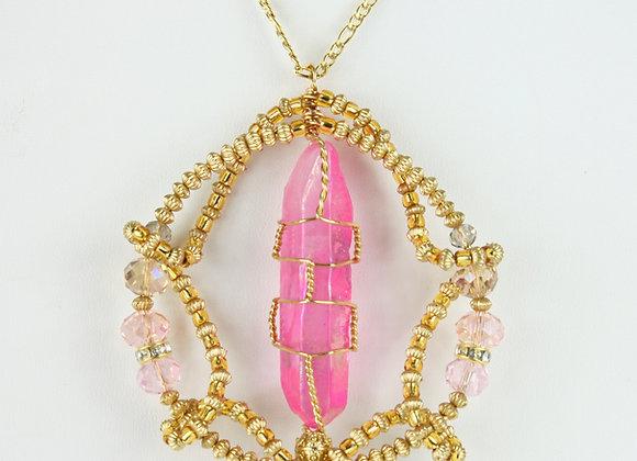Bessie Amulet Necklace