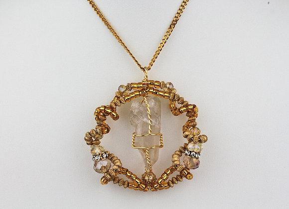 Shirley Amulet Necklace
