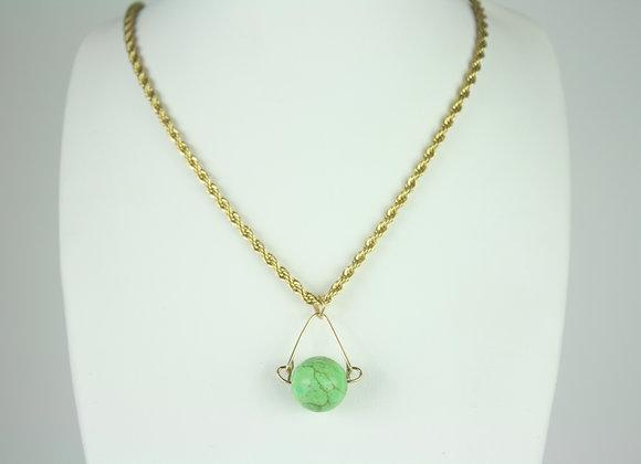 Turquoise Mini Necklace