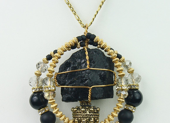 Josephine Amulet Necklace