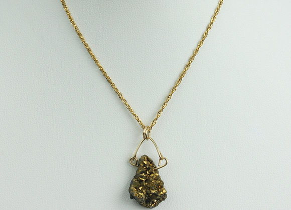 Golden Mini Necklace