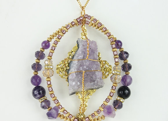 Shani Amulet Necklace