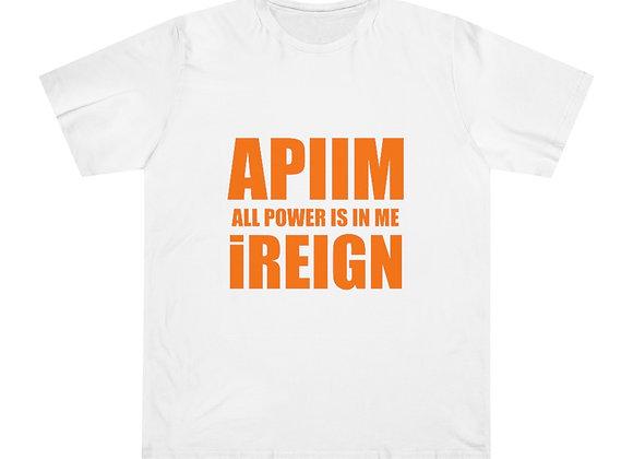 Orange REIGN T-Shirt