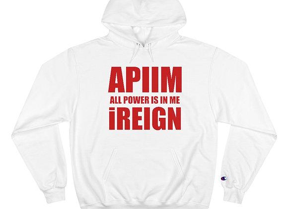 Red APIIM Hoodie