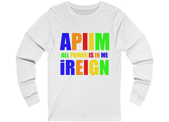 Play REIGN Long Sleeve T