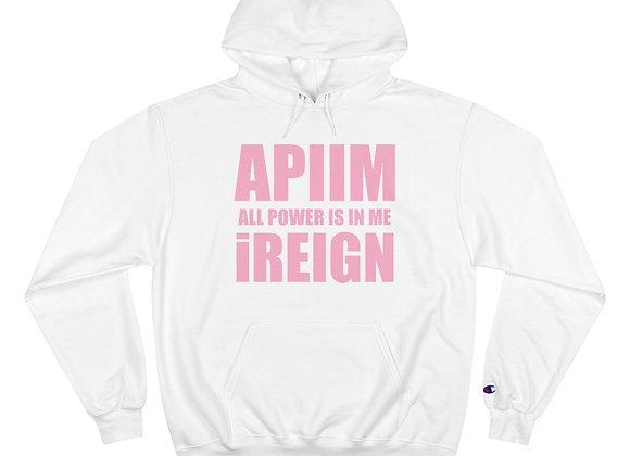 Pink APIIM Hoodie