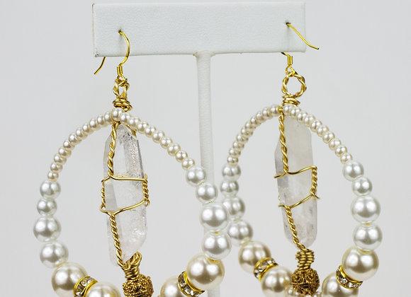 Rita Amulet Earrings