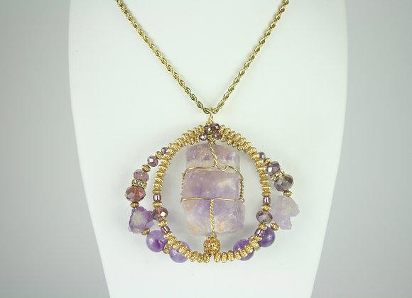God Self Amulet Necklace