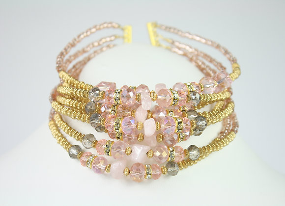 Passion Stacked Choker