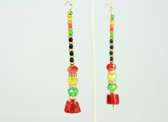 Ziye Drop Earrings