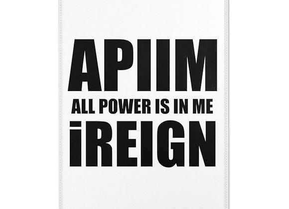 APIIM Area Rug