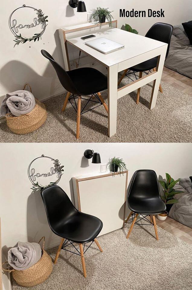 โต๊ะไม้ ไม้สน