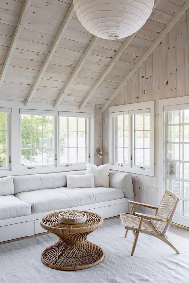 ไม้สนขาว ตกแต่งห้อง ไม้ฝา ไม้พื้น ไม้สน