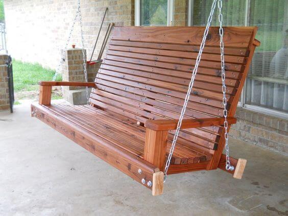 ม้านั่ง,เฟอร์นิเจอร์,ชิงช้า,ไม้สน,ไม้สนทำเฟอร์นิเจอร์,กลางแจ้ง,ตกแต่งบ้าน
