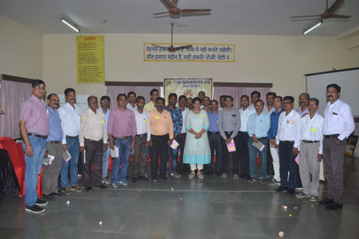 2 Day Program for Mid Level Managers of a Manfacturing Company