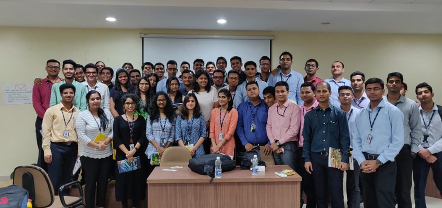 Session on Self Awareness for Post Graduate Students