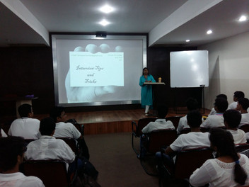 Session on Interview Skills