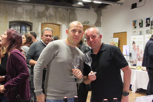 Wein trifft Genuss