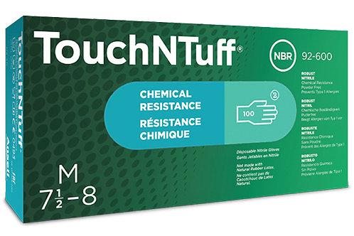 Jednorazové nitrilové rukavice TouchNTuff®