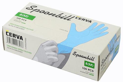 Jednorazové nitrilové rukavice Spoonbill