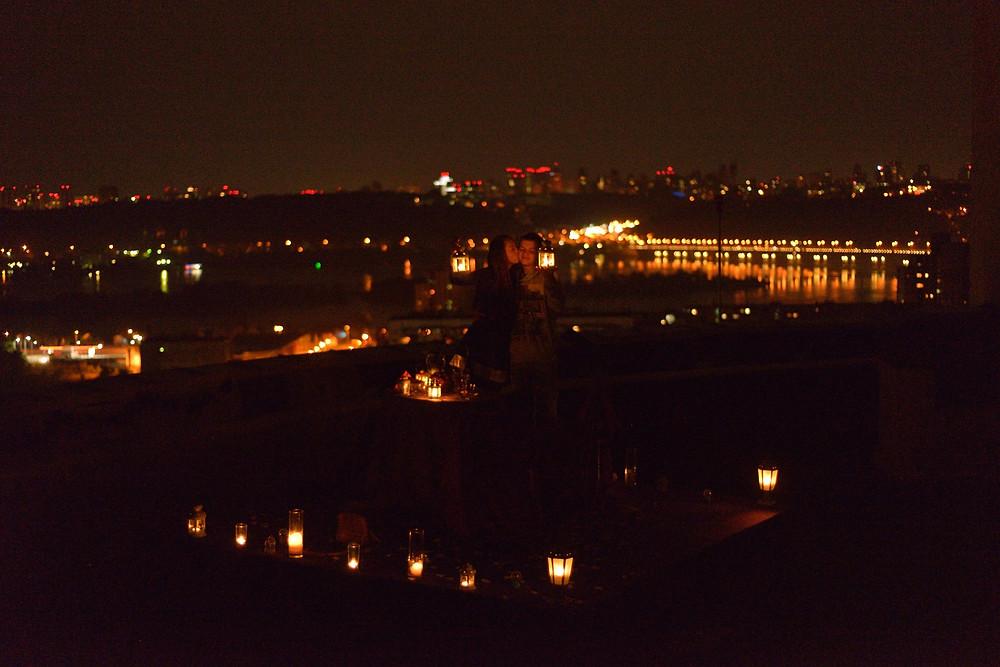 Свидание на крыше Киев Альтечо 2