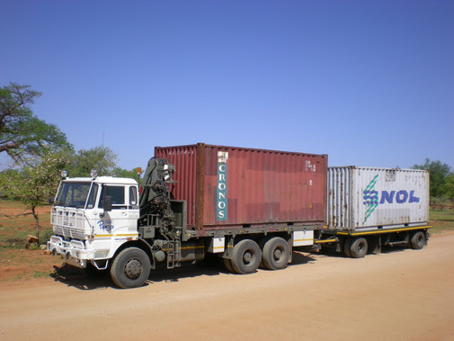 Logistical challenges