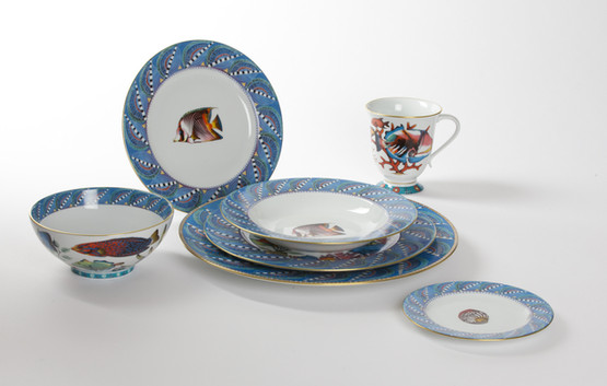 Penzo Porcelain de Limoges