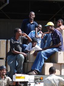 Penzo Zimbabwe Africa Logistics