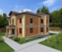 Жилые дома и коттеджные поселки проектировани