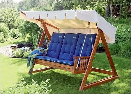 Обновить внешний вид садовой мебели просто!