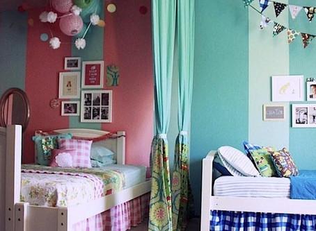 Зонирование пространства в комнате или квартире студии.