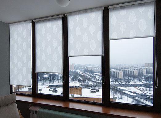 Рулонные шторы в Одинцово купить