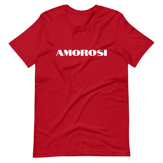 Amorosi - Short-Sleeve Unisex T-Shirt