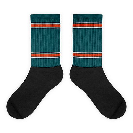 Miami Dolphins - Socks