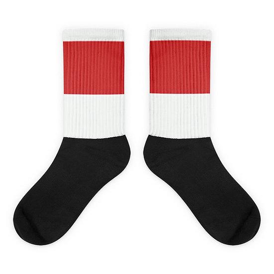 Detroit Red Wings Away - Socks