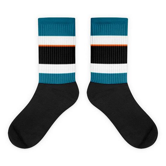 San Jose Sharks Home - Socks