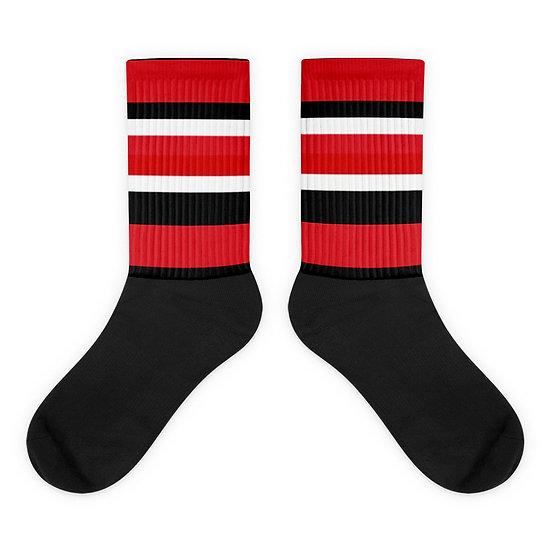 Carolina Hurricanes Home - Socks