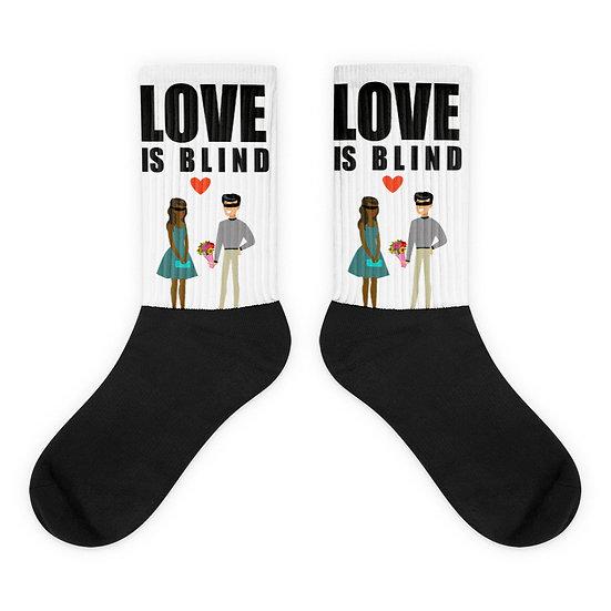Love Is Blind - Socks