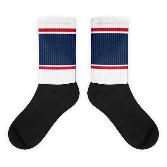 Columbus Blue Jackets Away - Socks