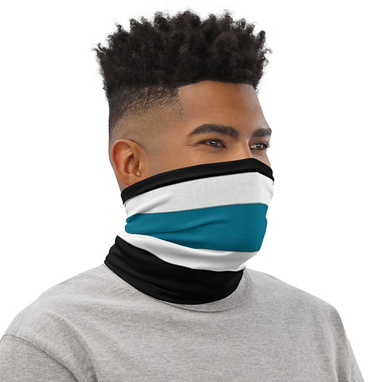 San Jose Sharks Third - Neck Gaiter
