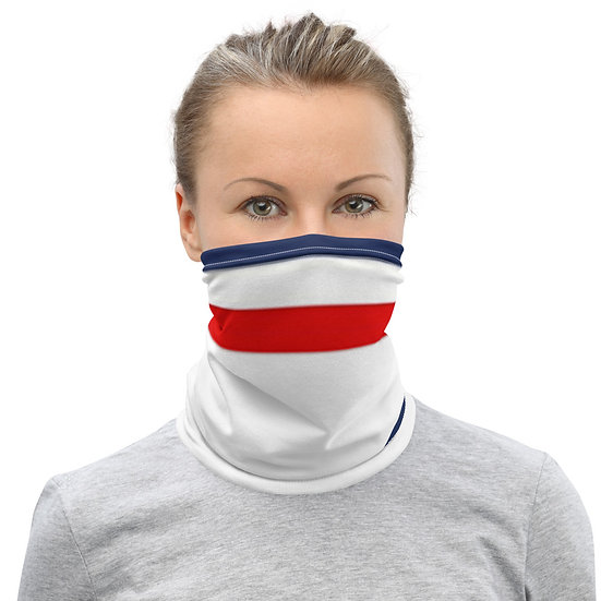 Washington Capitals Away - Neck Gaiter
